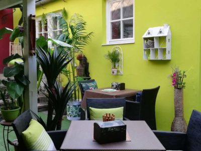 Green Garden Lounge 10 - Restaurant Bunt