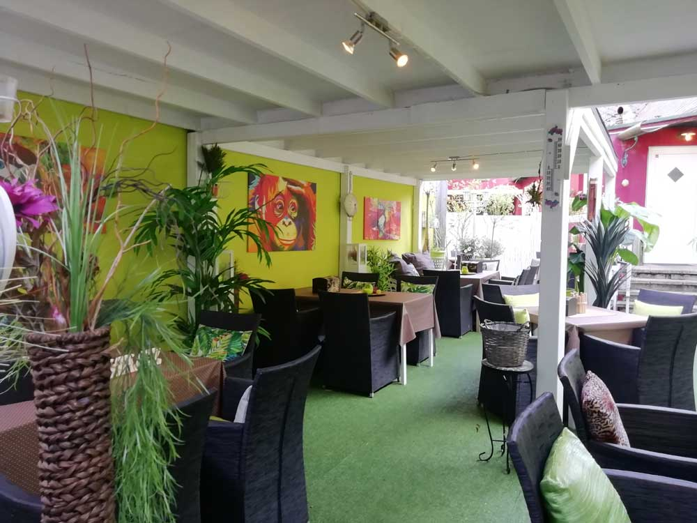 Green Garden Lounge 3 - Restaurant Bunt
