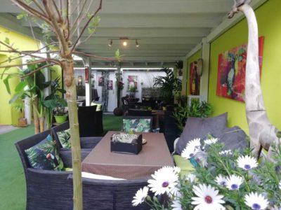 Green Garden Lounge 5 - Restaurant Bunt