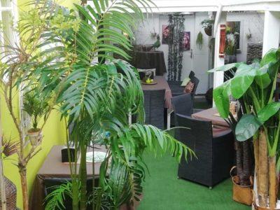 Green Garden Lounge 7 - Restaurant Bunt