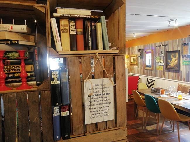 Orange Lounge 11 - Restaurant Bunt Wien