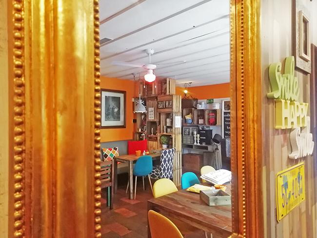Orange Lounge 18 - Restaurant Bunt Wien