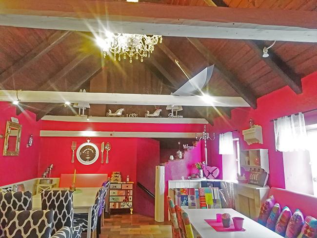 Orchidee Lounge 1 - Restaurant Bunt