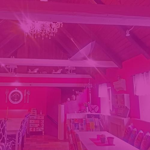 Orchidee Lounge Portfolio - Restaurant Bunt
