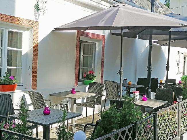 Schani Lounge 1 - Restaurant Bunt Wien