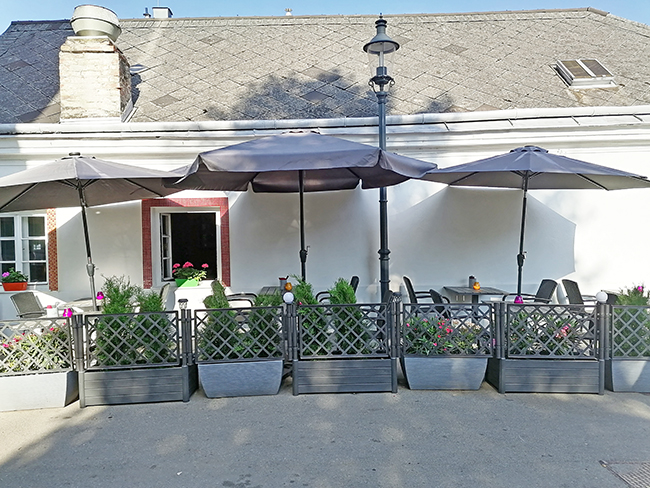 Schani Lounge 2 - Restaurant Bunt Wien