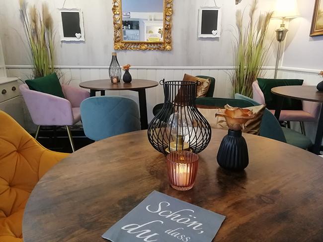 Cafe Lounge 1 - Restaurant Bunt Wien