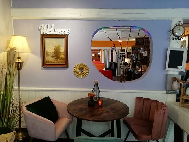 Cafe Lounge 2 - Restaurant Bunt Wien