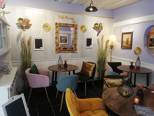 Cafe Lounge 3 - Restaurant Bunt Wien