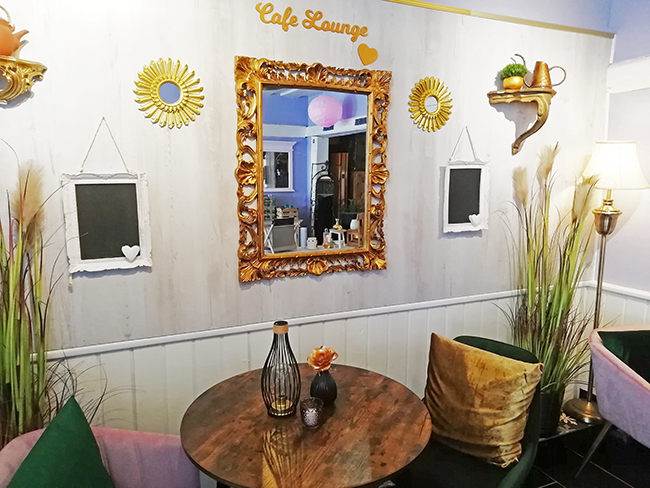 Cafe Lounge 6 - Restaurant Bunt Wien