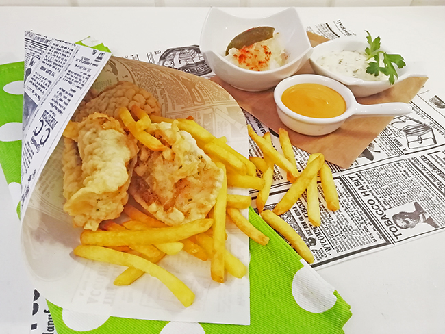 Coolinarik 9 - Restaurant Bunt